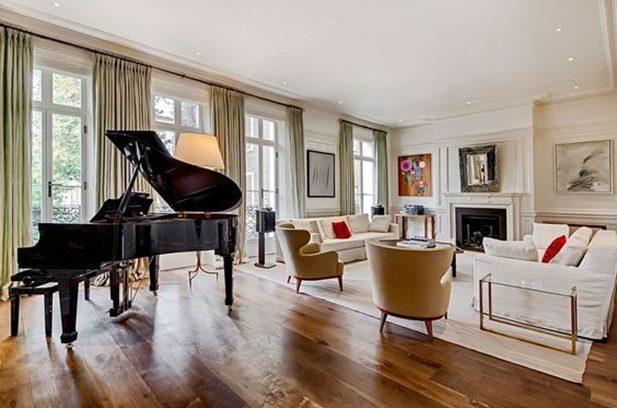 verhuis een piano
